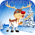 Rudolph Christmas Coloring APK for Bluestacks