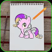App How to draw My-little-Pöni APK for Windows Phone