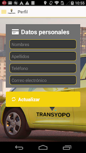 TAXIS YOPO - screenshot