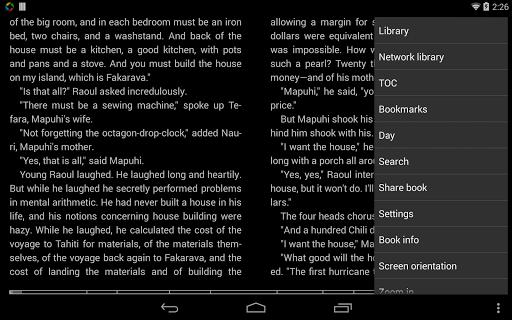 EBook Reader & EPUB Reader screenshot 7