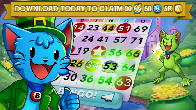 Bingo Blitz: Bonuses & Rewards APK screenshot thumbnail 6