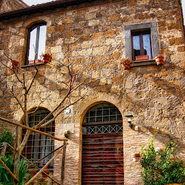 Italian villa by Chris Gunnell - Buildings & Architecture Homes ( home, villa, italia, architecture, italy )