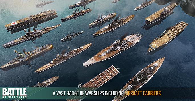 Battle of Warships apk screenshot