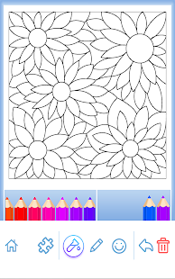 coloring book for adults apk app adult coloring flowers apk for windows phone