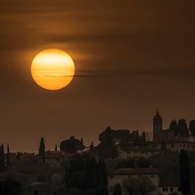 by Cenci Simone - Landscapes Sunsets & Sunrises