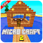 Micro Craft 2 : Survival Crafting Icon