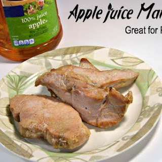 10 Best Marinating Pork Chops With Apple Juice Recipes