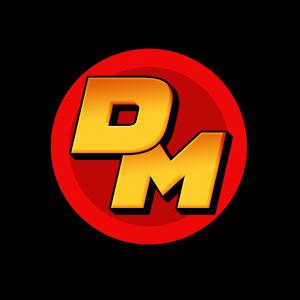 Cover art Danger Mouse Magazine