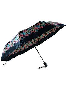 """Зонт """"Компакт L"""", 110см, темно-синий"""
