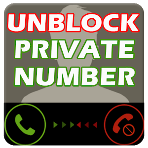 how to make your number private on android