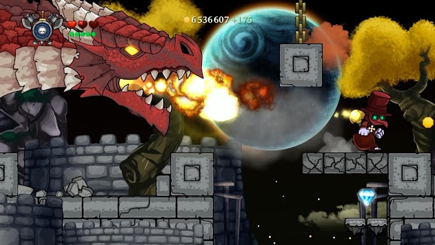 Magic Rampage APK screenshot thumbnail 18