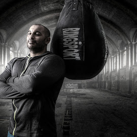 Bombox Boxing by Reza Roedjito - Sports & Fitness Boxing ( boxing, gym )