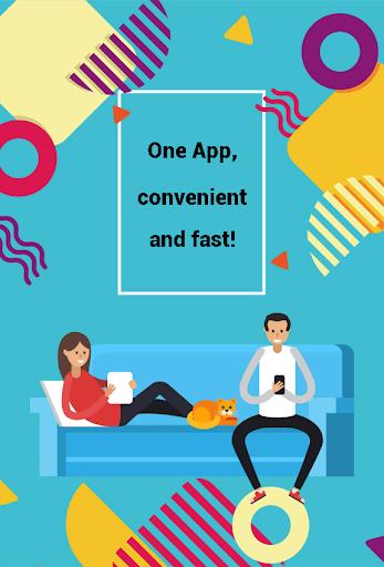Social App Kika For PC