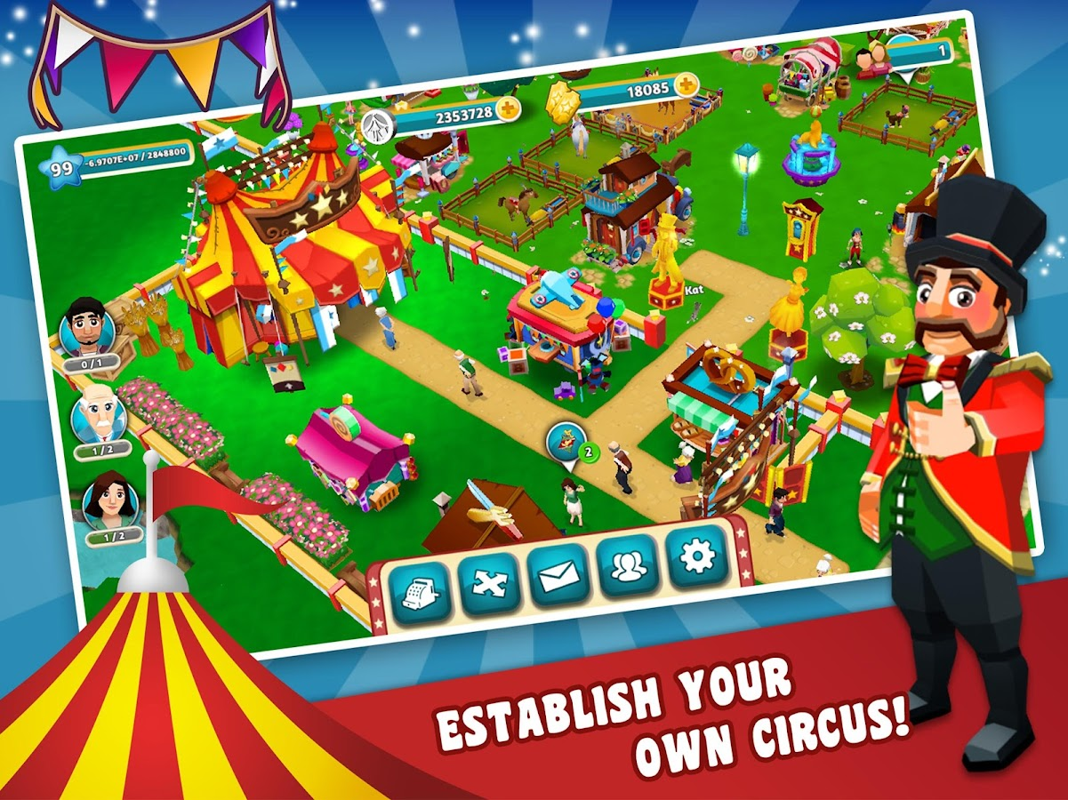 My Free Circus Screenshot 4
