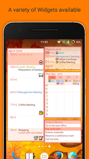 Jorte Calendar & Organizer screenshot 2