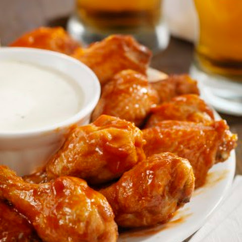 Low Sodium Buffalo Wings