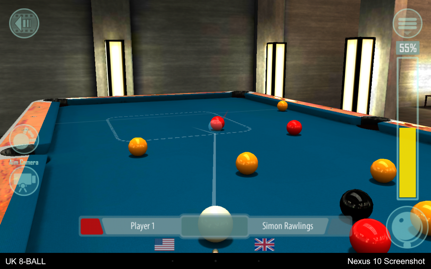 International Pool Screenshot 14