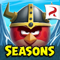 Game Angry Birds Seasons APK for Kindle