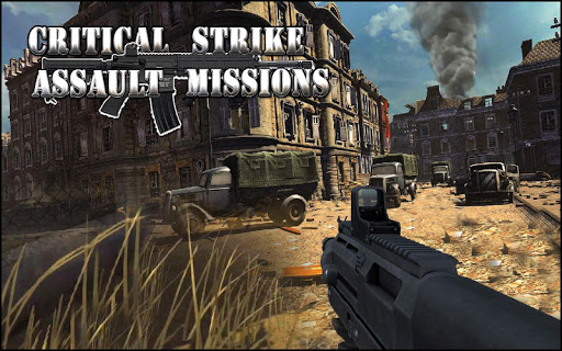 Critical Strike fps : Call of Warfare Duty Ops For PC