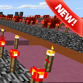 App Lucky Blocks map for Minecraft version 2015 APK