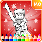 Game Coloring Book For Ninja ZaneGo APK for Windows Phone
