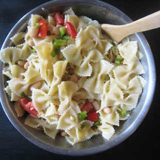 Cannellini Bean And Pasta Salad Recipes