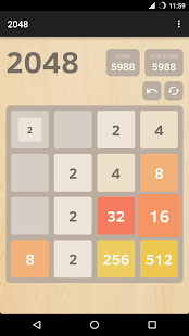 2048 free APK for Kindle Fire
