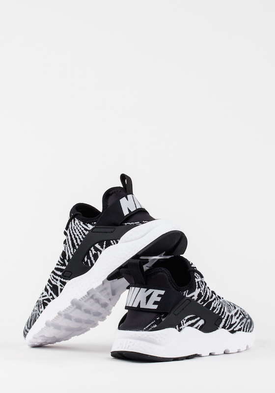 women's nike air huarache run ultra jacquard casual shoes nz