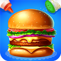 Free Burger Shop - Kids Cooking APK for Windows 8