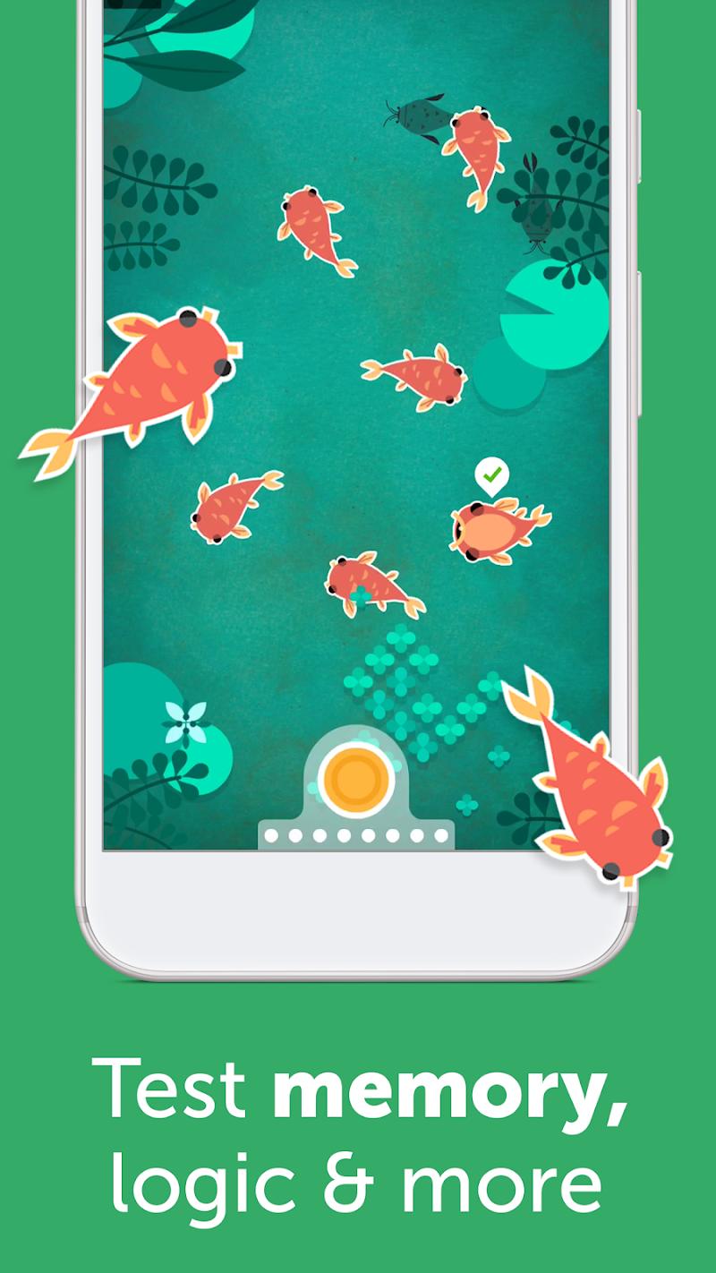 Lumosity: #1 Brain Games & Cognitive Training App Screenshot 13