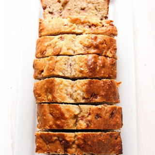 Fresh Strawberry Muffin Bread