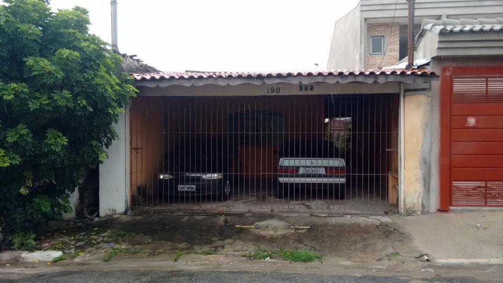Casa de 2 dormitórios em Jardim Popular, São Paulo - SP