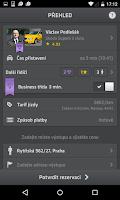 Screenshot of MODRY ANDEL - More than TAXI
