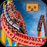 Simulate VR Roller Coaster Adventure : Theme Park Icon