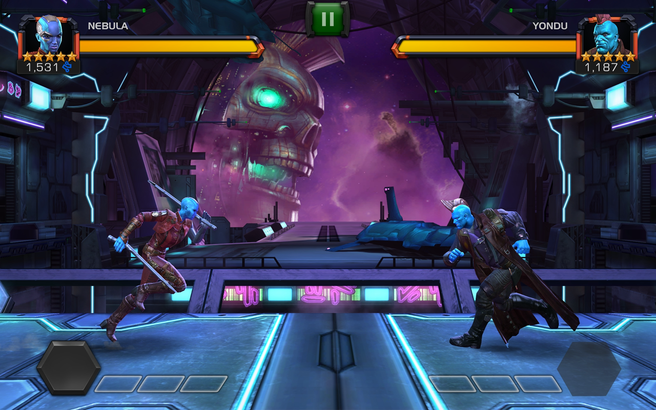 MARVEL Contest of Champions Screenshot 17