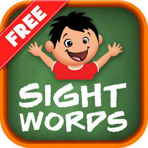 Sight Words  Pre-K to Grade-3 For PC