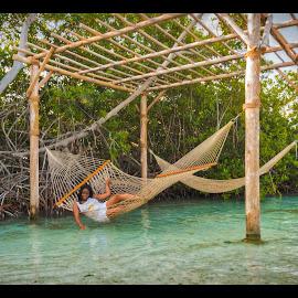 Aruban Honeymoon by Kathy Suttles - Wedding Other ( honeymoon, vaction, suttleimpressions, getaway, renaissance island, aruba, hanging around, resort, island time, relaxation, watertherepy )