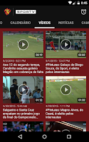 Screenshot of Sport Recife SporTV