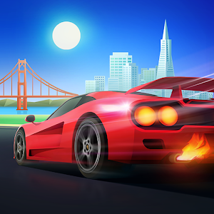 Horizon Chase - World Tour For PC / Windows 7/8/10 / Mac – Free Download