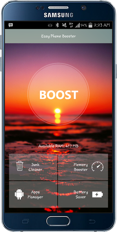 Easy Phone Booster PRO Screenshot