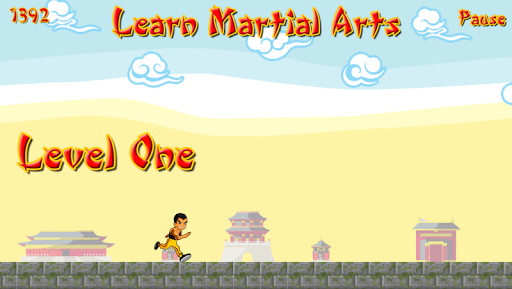 Wing Chun Game - Kung Fu Run! - screenshot