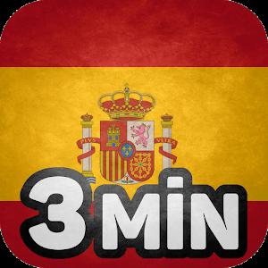 Cover art Spanisch lernen in 3 Minuten