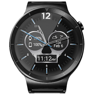 Titanium Brave HD Watch Face