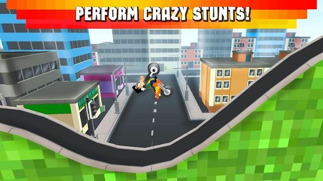 Cube Motocross: Bike Stunts 3D APK 1.2 - Free Racing Games