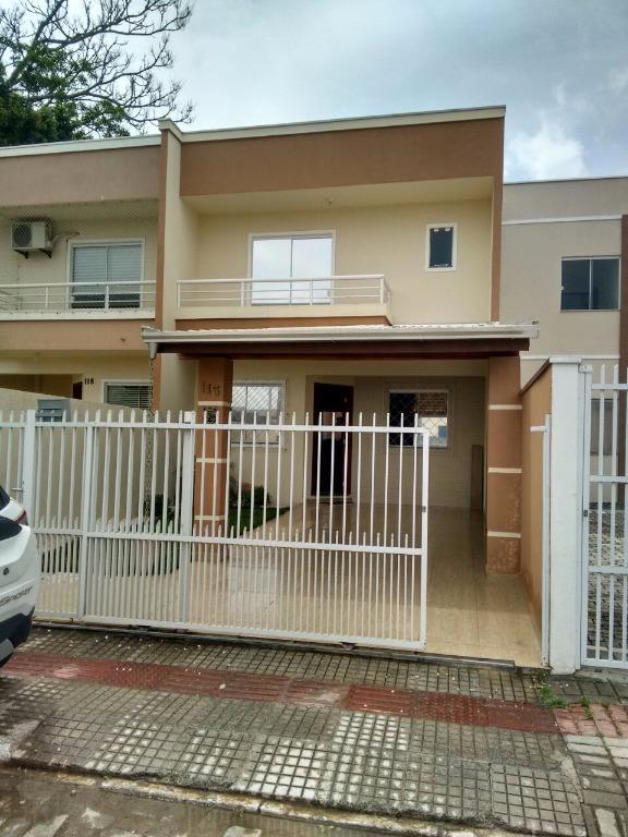 Sobrado residencial à venda, Cordeiros, Itajaí.