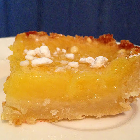 Lemon Orange Bars