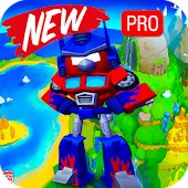 Pro Angry Birds Transformers 3 Tricks