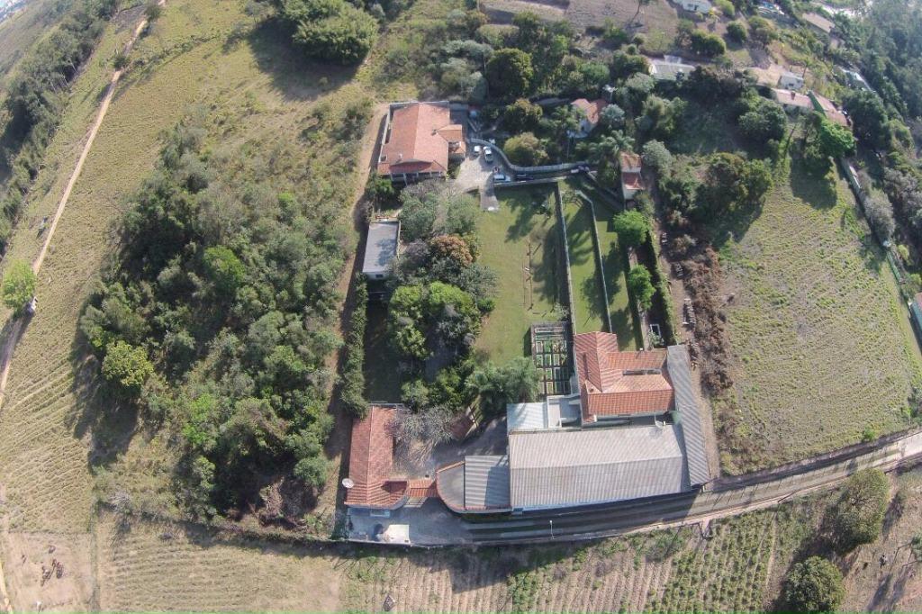 Chácara com 12 dormitórios para alugar, 6000 m² - Jardim Caxambu - Jundiaí/SP