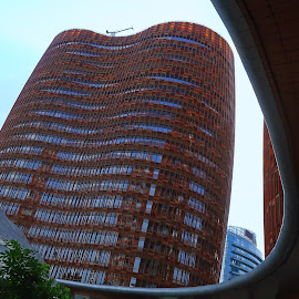 by J W - Buildings & Architecture Office Buildings & Hotels