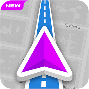 GPS, Maps, Navigations & Directions, Voice GPS Online PC (Windows / MAC)